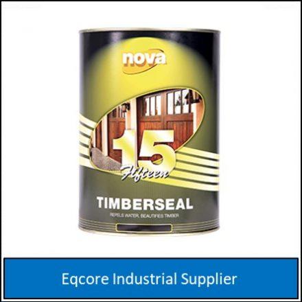 Nova 15 Outdoor Timber Seal Natural-Clear 5L