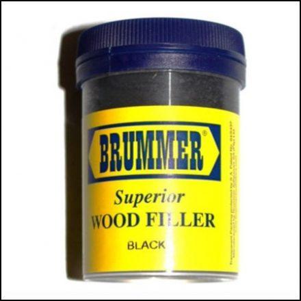 Brummer Wood Filler Int Black 250Gr
