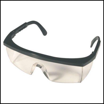 Spectacle Matsafe Clear Black Frame En