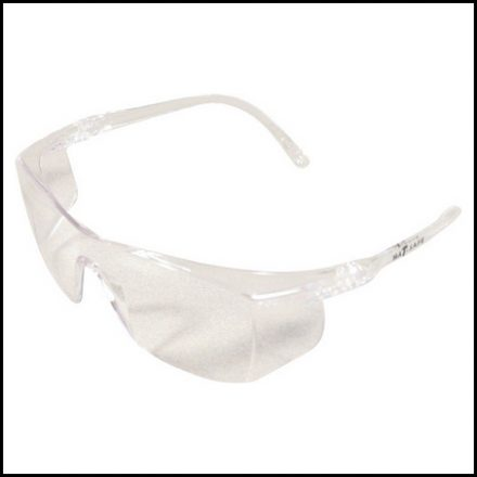 Spectacle Matsafe Clear Wrap Around En