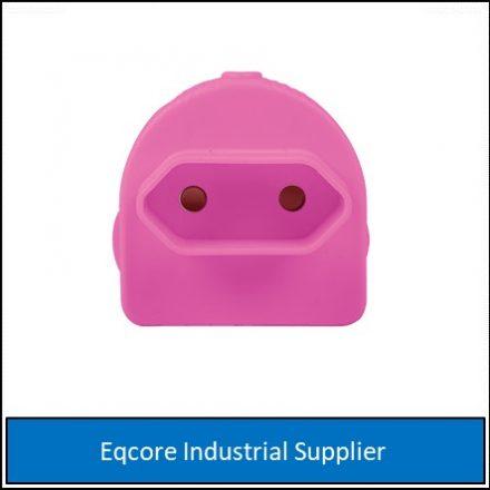 Adaptor Euromate Single Pink