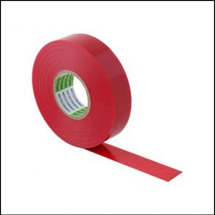 Tape Insulation F/Proof 18X20M Red