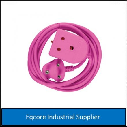 Electrical Extension Lead 16A 3M Pink