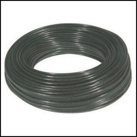 Elec Mts Wire House 2.5mm Black 100M