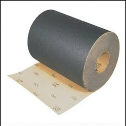 Abrasive Fox Floor Paper Roll 300 X 50 M 80 Grit