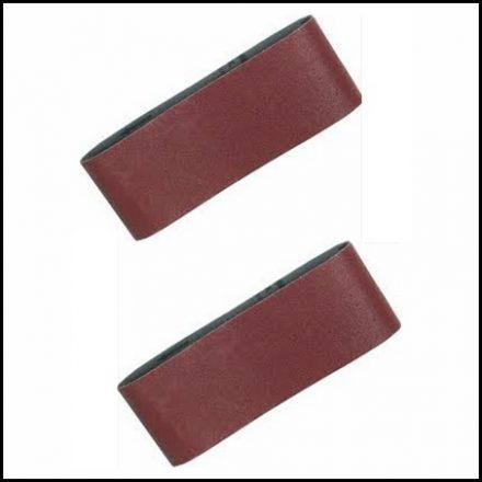 Abrasive Fox Display Pack Belt 100 X 610 2 Piece Fine