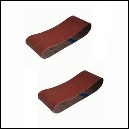 Abrasive Fox Display Pack Belt 110 X 620 2 Piece Medium