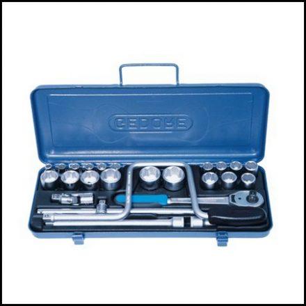 Socket Gedore Set Bhx 1/2 D19Tau-10T