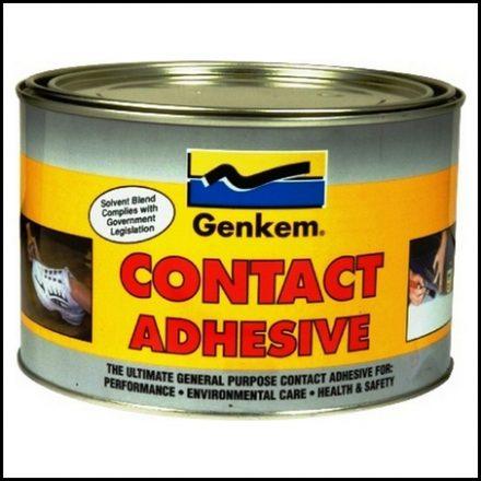 Genkem Adhesive Contact 2Ltr 4