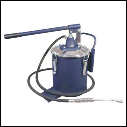 Grease Pump Groz Bucket H/P 10Kg Bgp-10A
