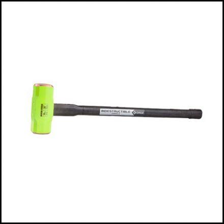 Hammer Groz Sledge Forged Copp R/H 6 4Kg