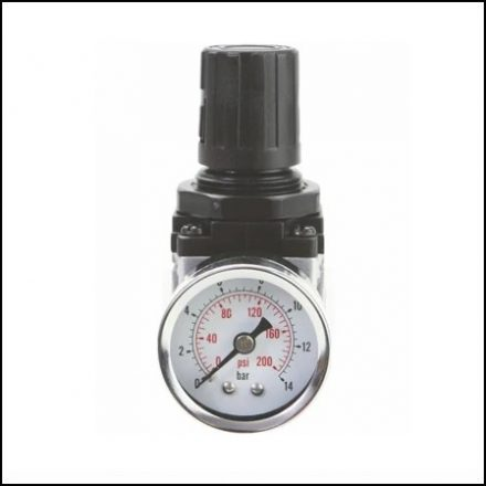Groz Mounting Bracket 1/4 Inch Air Regulator