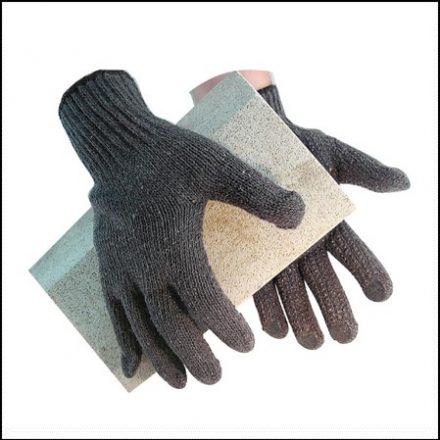 Grey Cotton Glove 450G