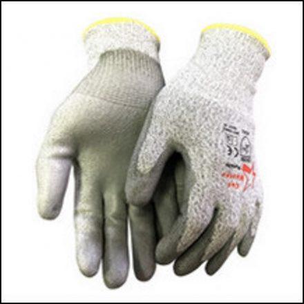 Cut Glove Master Puralite Cut Glove Lv5 Pu Palm