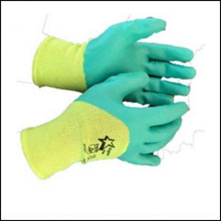 Glove Lime Breathe Grip Glove
