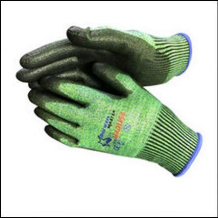 Cut Glove Master Madusa Cut Glove Lv5 Pu Palm