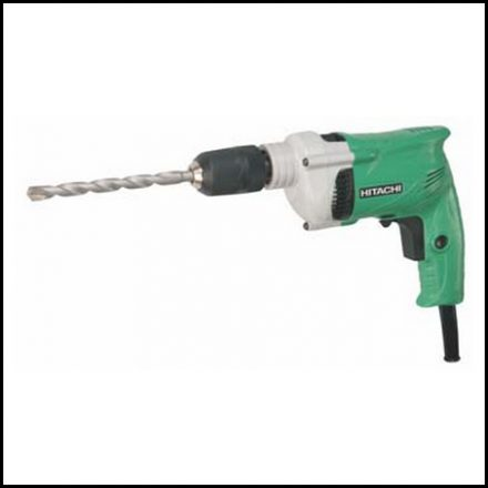 Hitachi Imp Drill 13mm 550W 1Sp Klc V/R