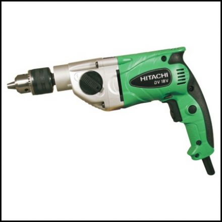 Hikoki Drill Imp 2Sp Var/Rev 690W 13mm