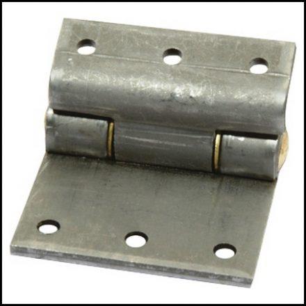 Abs Butterfly Hinge 65mm Steel Pin Per10