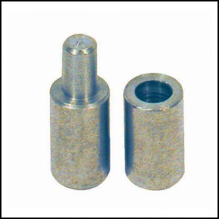 Abs Hinge Bullet 70X12mm Each