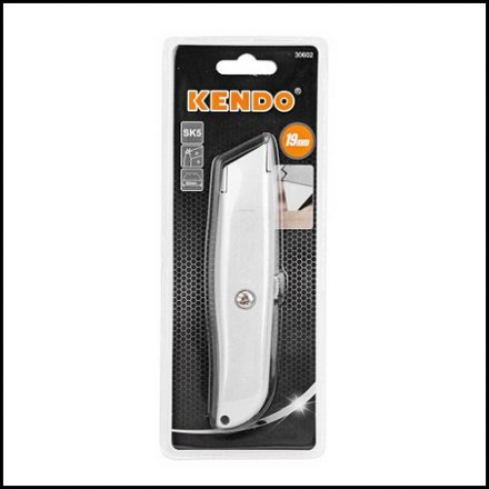 Knife Kendo Retractable Trimming Knife