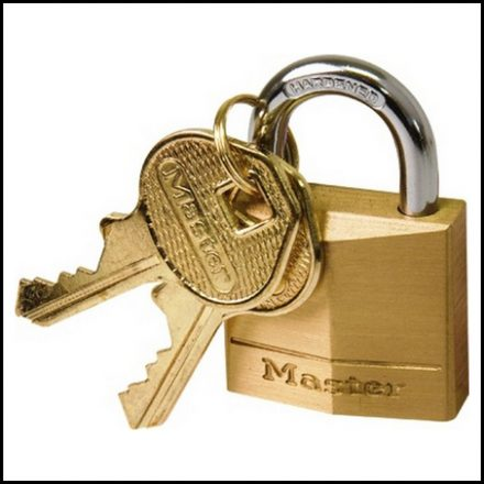 Padlock Master 3mm K/A 60-0045 Cm