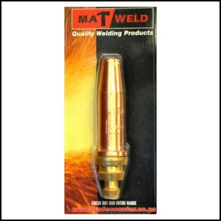Matweld Prepac Nozzle Cut Pnm 1 2mm