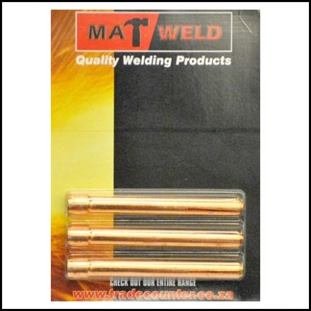 Matweld Prepack Tig Collet 2 4mm 3