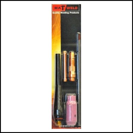 Matweld Prepack Tig Starter Kit 1.6 mm