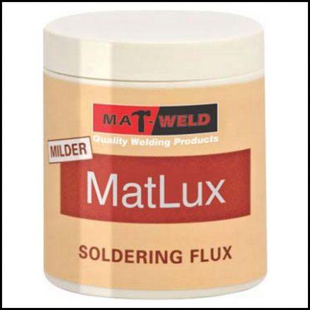 Matweld Silver Solder Flux 250G