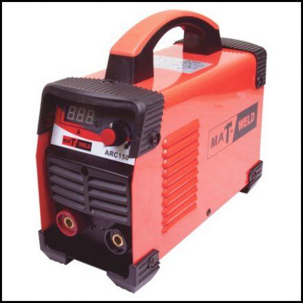 Matweld Welder Invert W/Kit 150A Sb Alu