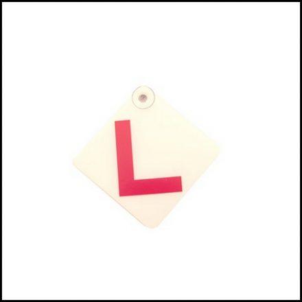 Emblem Learner Driver 24