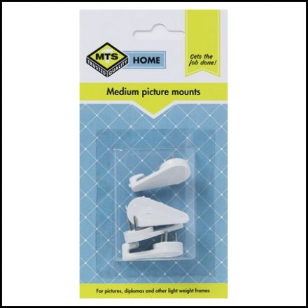 Mts Home Medium Picture Mounts 4Pc