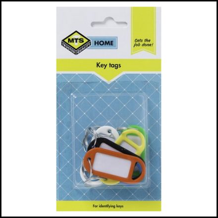 Mts Home Key Tags 6Pc