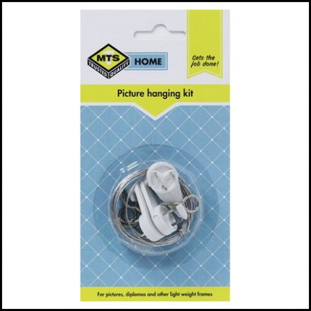 Mts Home Picture Hanging Kit