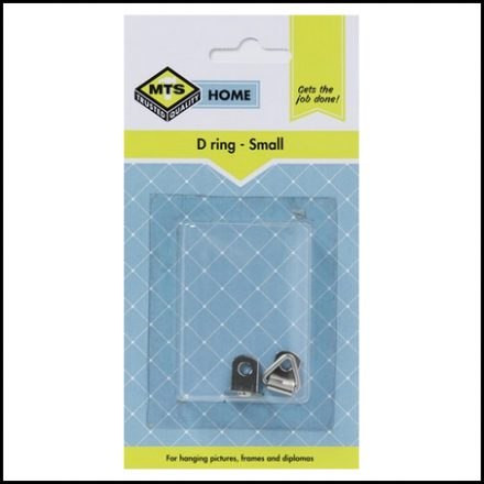 Mts Home `D` Ring Small