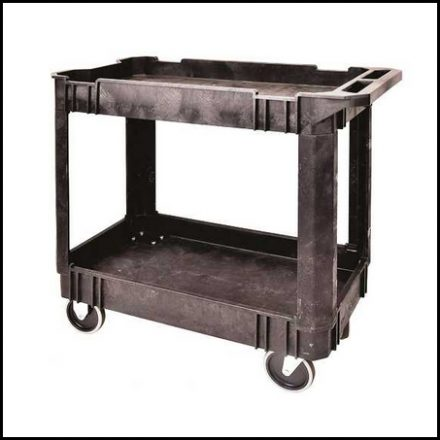 Mts Storage Service Cart Plastic