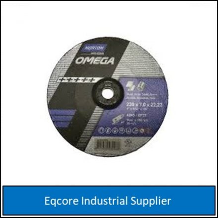 Norton Grinding Disc 230X7X22.23 Omega