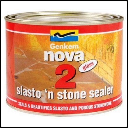 Nova 2 Slasto Stone Seal Gloss 1L 6