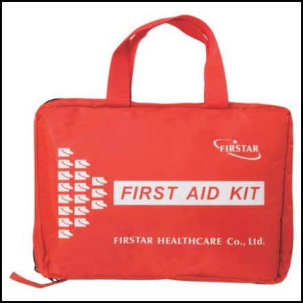 First Aid Kit Matsafe Std 82 Pieces Fs-049