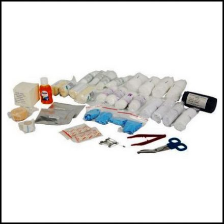 First Aid Refill Kit Matsafe For Reg-3