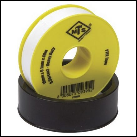 Tape Ptfe Pipe Sealant 19X40X 1mm 250