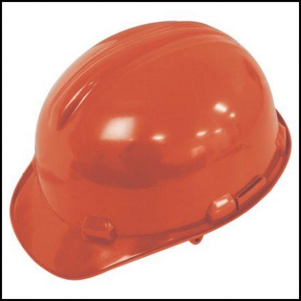 Hat Hardhat Red Sabs