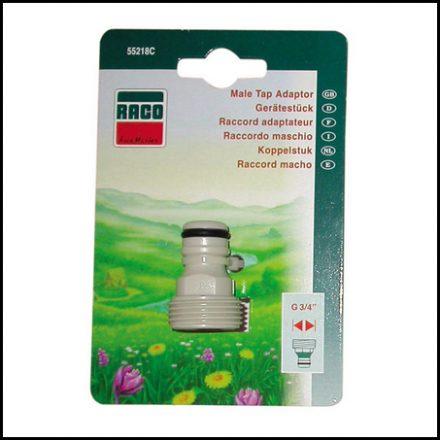Raco Tap Adaptor Male 3/4 Inch 55218C