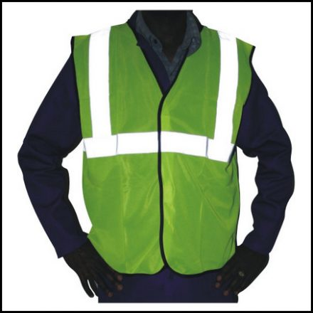 Safety Matsafe Waistcoat Orange