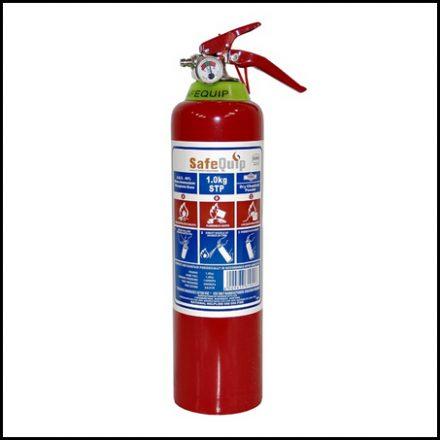 Fire Extinguisher W/Bracket 1Kg
