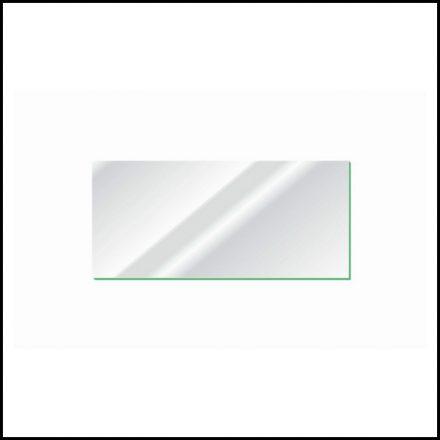 Lens Matweld Clear Polytec Plast 108X51