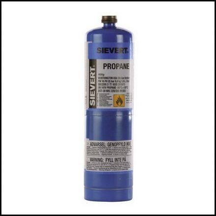Gas Sievert 400G Propane Disp Cylinder