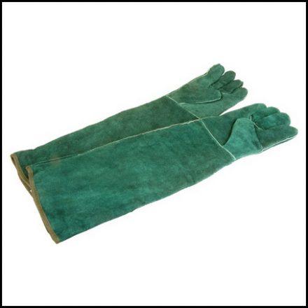 Glove Matsafe Green Lined H/D40mm Pp 60