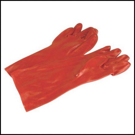 Glove Matsafe Pvc 40Cm Pp 120